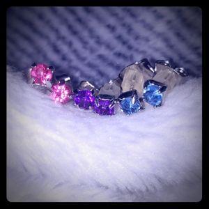 Aeropostale earring set